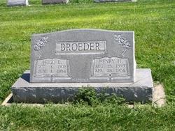 Henry H. Hank Broeder