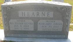 Rev Elijah Oliver Hearne