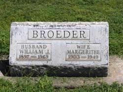 William Jerome Broeder