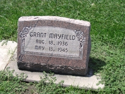 Oliver Grant Mayfield