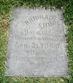 Brigham Kendrick Shupe