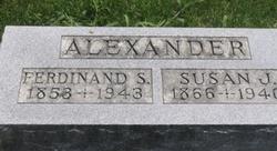 Ferdinand Sudduth Alexander