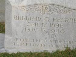 William Madison Hearne