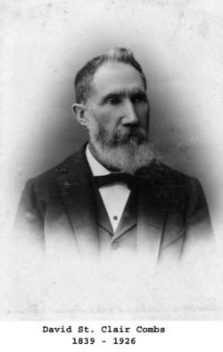 David St. Clair Combs