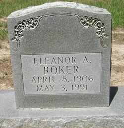 Eleanor A Roker