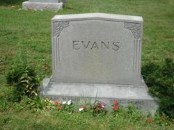 Edith <i>Richards</i> Evans