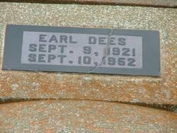 Millard Earl Dees