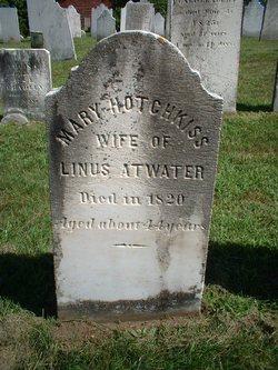 Mary <i>Hotchkiss</i> Atwater