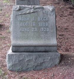 John James Beck, Jr