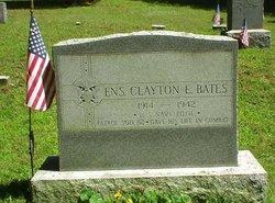 Clayton E. Bates