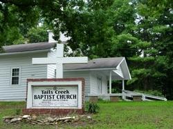 Tails Creek Baptist Church Cemetery