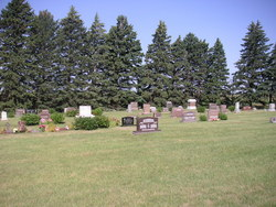 Midway Lutheran Church Cemetery