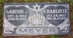 Morton Joseph Meyer