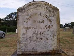 Lucy Harriet Hattie <i>Pratt</i> Ladow