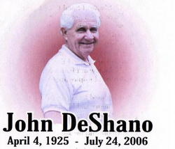 John William DeShano