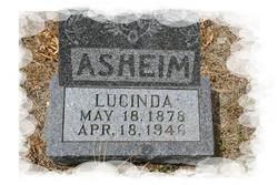 Lucinda <i>Freeman</i> Asheim-Nesheim