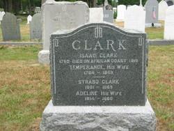 Temperence <i>Sears</i> Clark