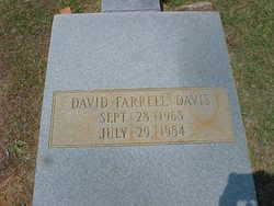 David Farrell Davis