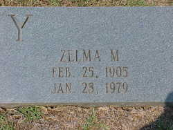 Zelma Ruth <i>Matthews</i> Bentley