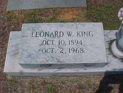 Leonard Warren King