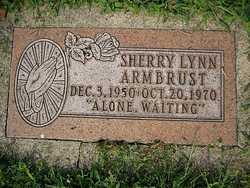 Sherry Lynn Armbrust