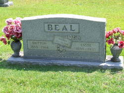 Mary Elizabeth Lizzie <i>Tubbs</i> Beal