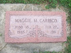 Maggie May <i>Brower</i> Carrico
