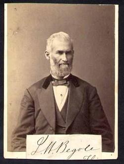 Josiah W Begole