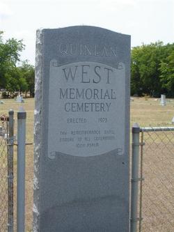 West Memorial Cemetery