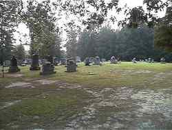 Aberdour Presbyterian Church Cemetery