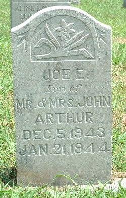 Joe E Arthur