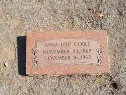 Anna Lou Coble
