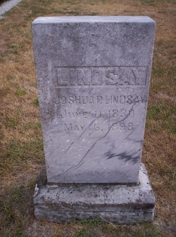 Joshua P Lindsay