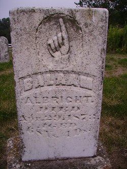 Balaam Albright