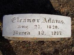 Eleanor Howard <i>Carter</i> Adams
