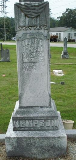 Lillie E. <i>Inglis</i> Kempson