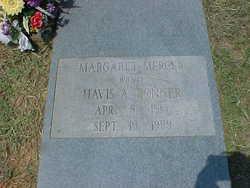 Margaret <i>Mercer</i> Bonner