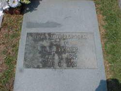 Lula <i>Middlebrooks</i> Bonner