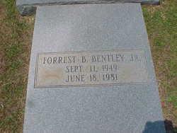 Forrest Burch Bentley, Jr