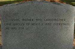 Lillian Mae <i>Milton</i> Armstrong
