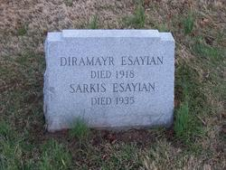Diramayr Mary <i>Sookasian</i> Esayian