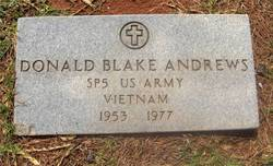 Donald Blake Andrews