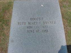 Ruth Martin <i>''Bootsie''</i> Bonner