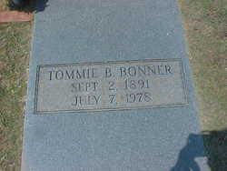 Tommie Elizabeth <i>Brantley</i> Bonner