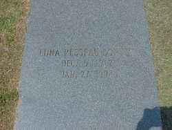 Edna Resseau Bonner