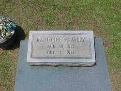 Katherine M. Avery