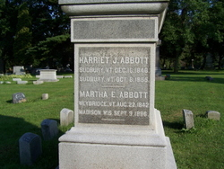 Harriet J. Abbott