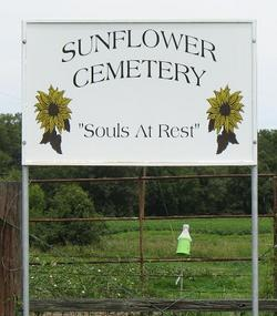 Sunflower Cemetery