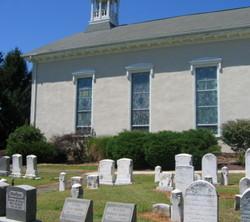 Saint James Church Cemetery