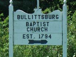 Bullittsburg Baptist Church Cemetery